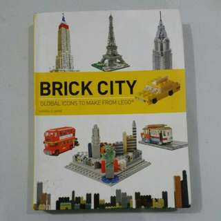 Bricks City: Global Icons to make from Lego
