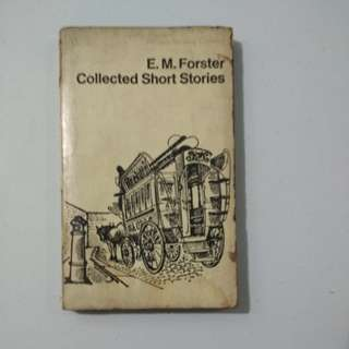 e.m. forster collected short stories