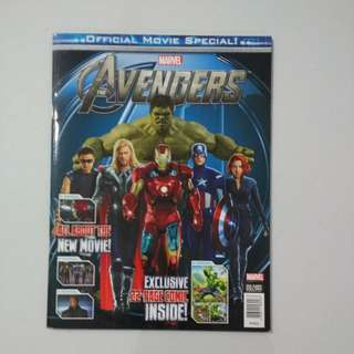 marvels avengers movie special