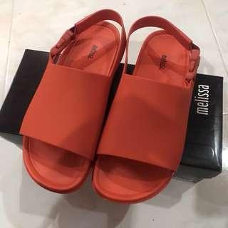 Melissa Beach Slide Sandals US size 9 , EUR size 40