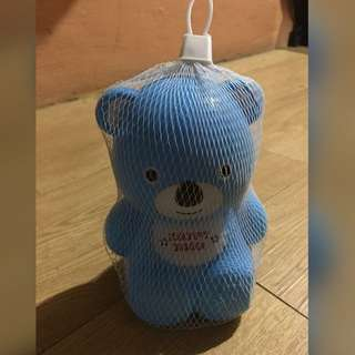 Coin Bank - Blue Bear