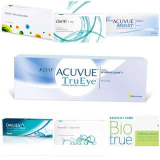[instock all degrees available] Daily disposable contact lens