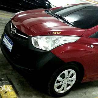 Hyundai EON 0.8 GL 2015 MT Red for Assume