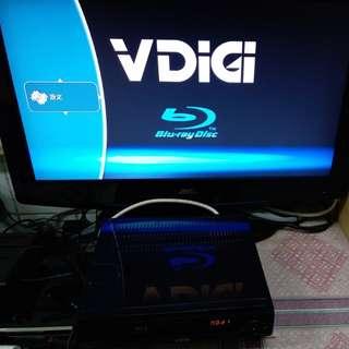 VDiGi Blu-ray 藍光DVD機