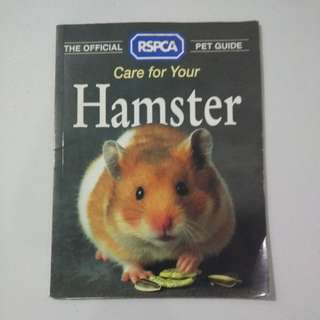 Pet Guide Hamsters