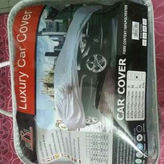 Luxury car cover
