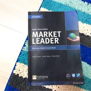 🚚 MARKET LEADER 3rd Edition
