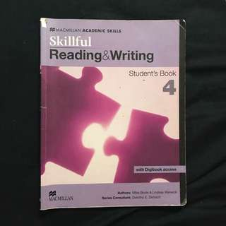 🚚 Skillful Reading&Writing