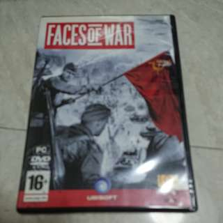 Faces of war pc game