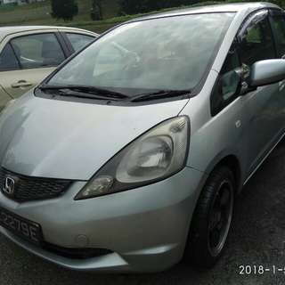 HONDA JAZZ@FIT 1.3(A) 2008 I VTEC