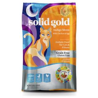 SOLID GOLD – INDIGO MOON (CHICKEN) Cat dry food