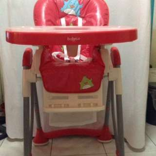 Babyco (baby company) high chair
