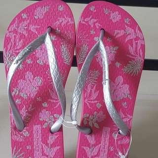 Ipanema Flipflops pink size 6