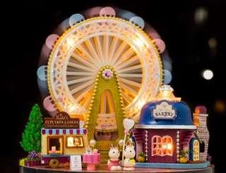 [In Stock] DIY Merry Go Round Ferries Wheel
