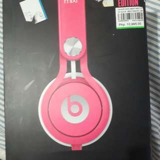 Beats by Dr Dre MIXR Neon Pink Limited Edition