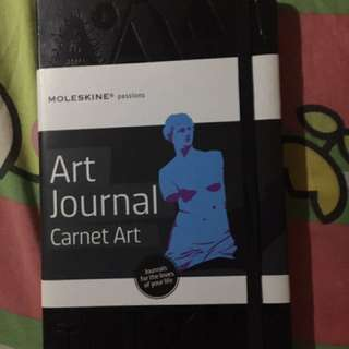 Moleskin Passions Art and Home Life Journals