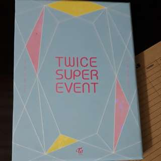 Twice super event
