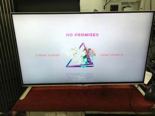 LG 40吋 4K SMART TV 40UB8000