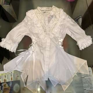 Elegant Lace shirt
