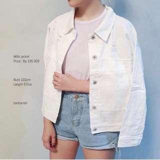 Bonbarell jeans jacket