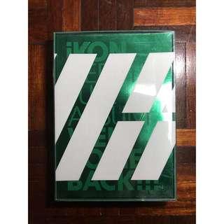 iKON Debut Full Album - Welcome Back (Green)