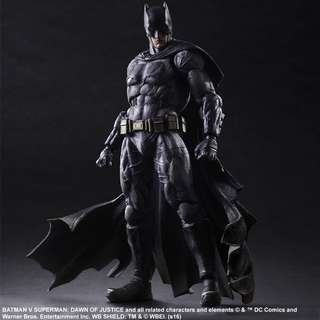 PLAY ARTS KAI: Batman (BvS: Dawn of Justice)