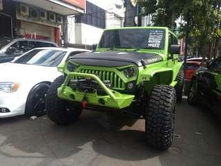 Jeep Wrangler Rubicon 3.0L Full Accessoris