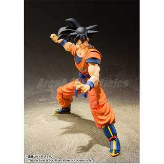 [PO closed] S.H. Figuarts Son Goku 2.0 (Japan Version)