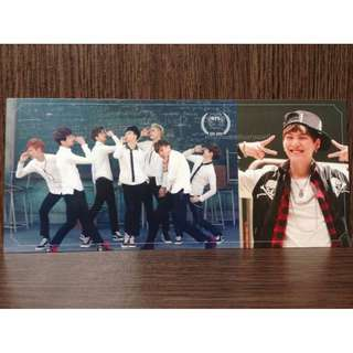 BTS Suga Skool Luv Affair Official Photocard