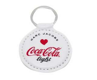 Marc Jacobs cocacola Key Ring 鎖匙扣