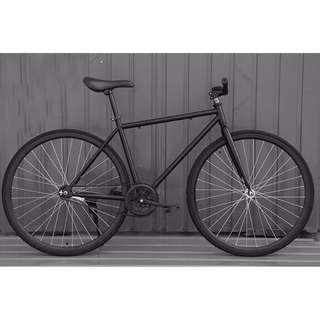 Black Fixie (Free delivery)