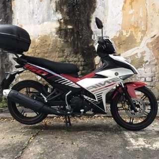 Bike Sold!!! Yamaha Sniper150!!!