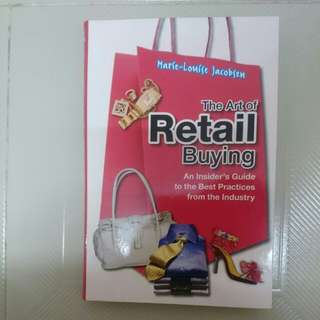 The Art of Retail Buying by Marie-Louise Jacobsen
