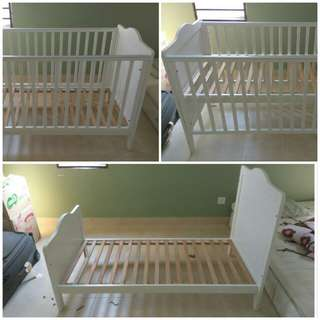 Addington Cot Bed