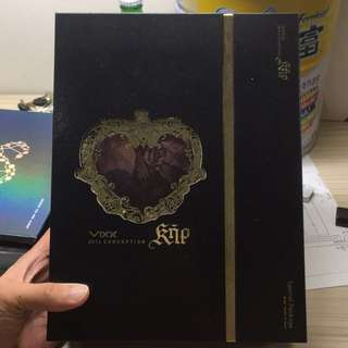 🚚 vixx 專輯 /4張