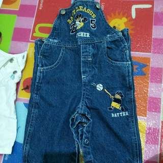 Jumper maong for baby