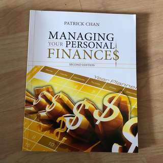 Managing Personal Finance book
