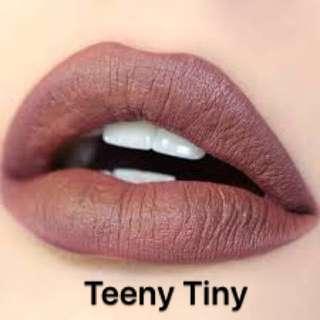 Colourpop Ultra Matte in Teeny Tiny
