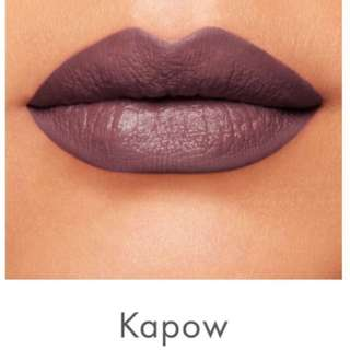 Colourpop Ultra Matte in Kapow