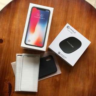 BNIB iPhone X 256 Space Grey