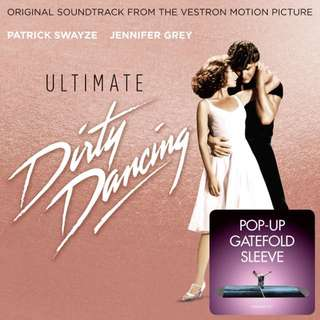 Ultimate Dirty Dancing - 30th Anniversary 2LP Vinyl special edition