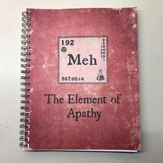 Typo Campus A4 Notebook (Original)