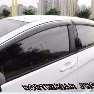 Honda City Good Quality Window Visor