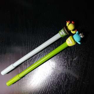 Sunny Day Black Pen