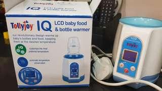 Tollyjoy LCD baby food & bottle warmer