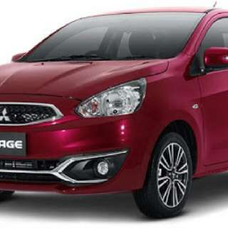 ALL NEW MIRAGE