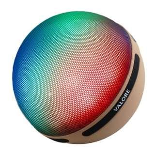 Valore Aurora Wireless Speaker With Moodlight Function (BTS21) Beige