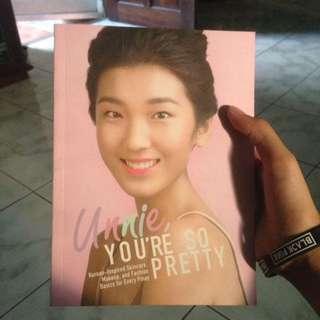 Korean skin care guide book