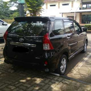 For sale toyota avanza veloz 2012