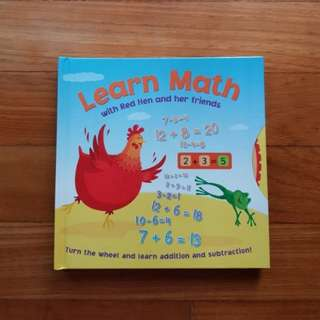 Learn Math with Red Hen and her Friends